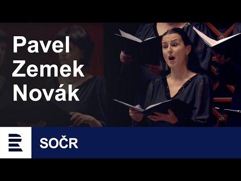 """Pavel Zemek Novák – Symfonie č. 6 """"Chvála stvoření"""", světová premiéra"""