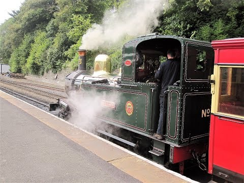 Isle Of Man Steam Railway. 17th August 2017