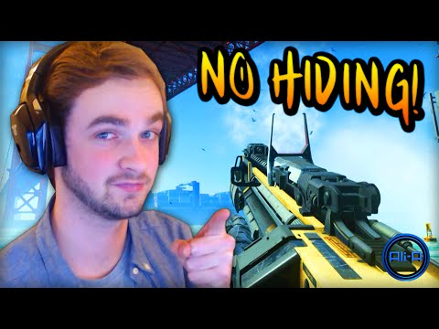 """""""YOU CAN'T HIDE!"""" - Call Of Duty: Advanced Warfare - Multiplayer Gameplay LIVE W/ Ali-A!"""