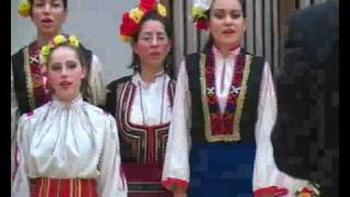 Academic Folk Choir - Rofinka bolna legnala (Рофинка болна легнала)