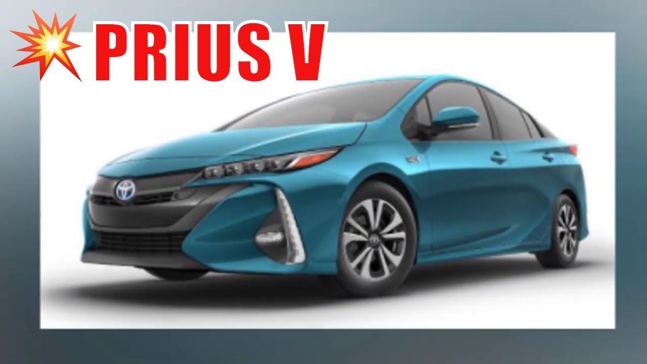 2020 toyota prius v release date | 2020 toyota prius v redesign | 2020 toyota prius v price - YouTube