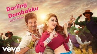 Maan Karate - Darling Dambakku Lyric | Anirudh Ravichander