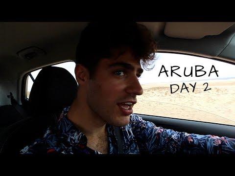 ARUBA Travel Vlog! Off-Roading & Delicious Acai Bowls.