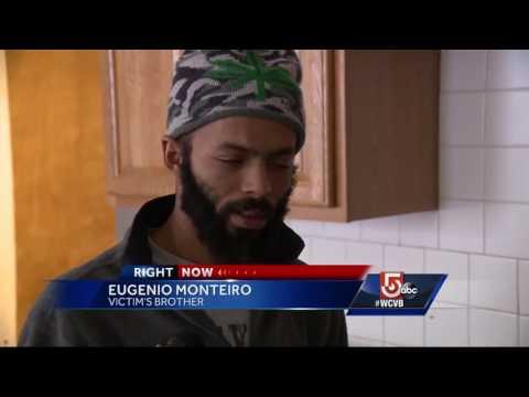 Slain woman sent text fearing boyfriend would kill her, DA says