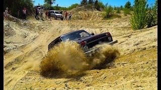Вы такого ещё не видели!  НИВЫ против Subaru, Jeep Grand Cherokee, Kia Sportage