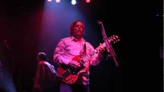 Frank Hannon Band - Six String Soldiers (title track) - live - Reno - 12-29-12 -Knitting Factory