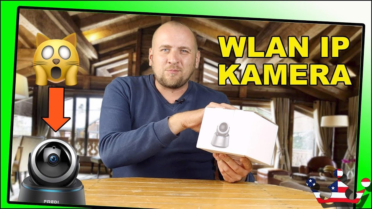 Victure Wireless Indoor 1080P IP Camera by Vas Talks