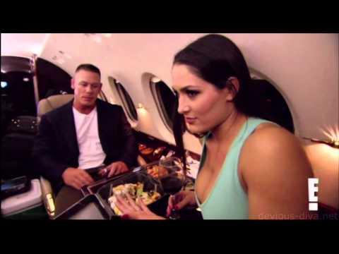 "Total Divas Clip: The ""Total Divas"" Jet-Set In Style"