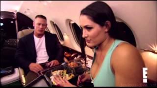 """Total Divas Clip: The """"Total Divas"""" Jet-Set In Style"""