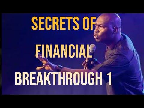 APOSTLE JOSHUA SELMAN 2021: The Secrets of Financial Breakthrough Part 1