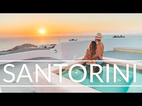 Santorini Greece - What to do in Santorini