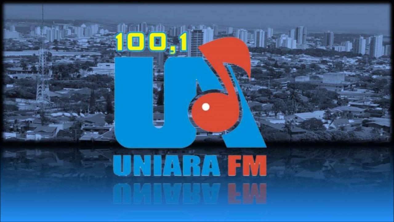 Resultado de imagem para UNIARA FM ARARAQUARA