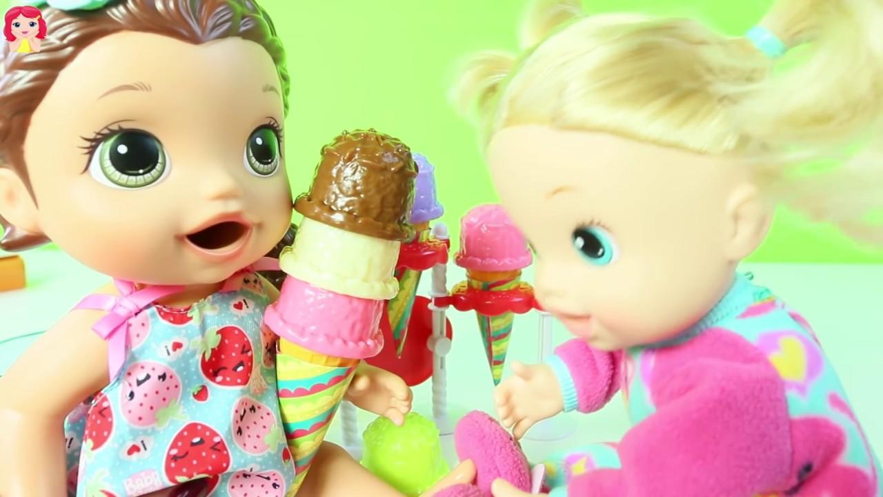 Muñecas Baby Alive De Videos Para NiñasMundo Juguetes l1TFJc3K