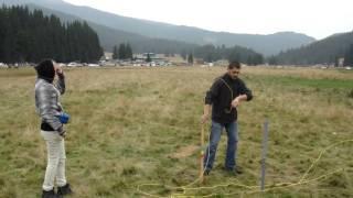 Lectie de bataie la oina - Padina Fest 2010