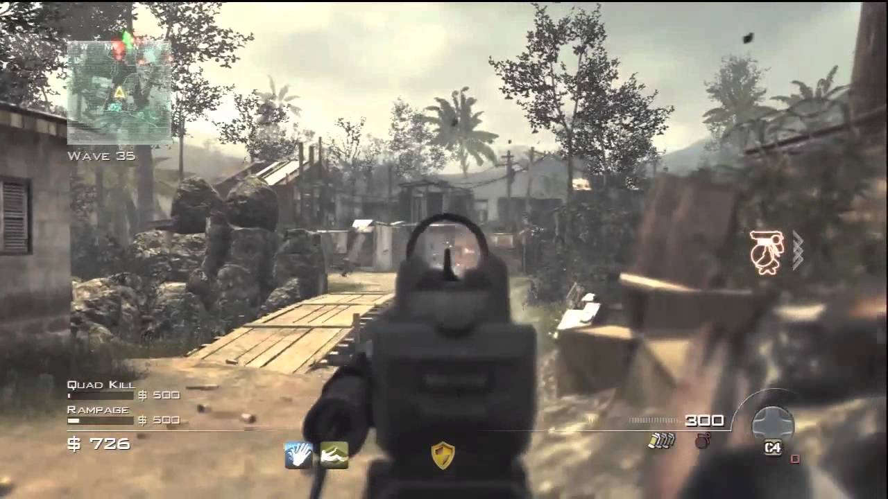 MW3 Survival Village World Record (Early) - TheRelaxingEnd solo