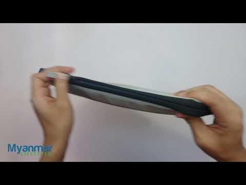 """Milano 14.1"""" Laptop Sleeve - AGVA, Myanmar Lifestyle"""