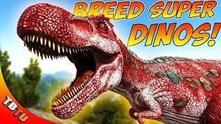 ARK STAT MUTATIONS EXPLAINED! Ark: Survival Evolved Breeding