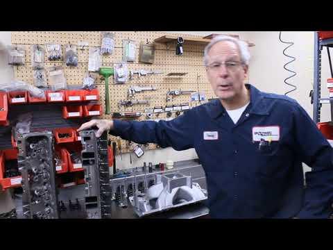 Chevy Vortec Bowtie Heads - Brzezinski Racing Products