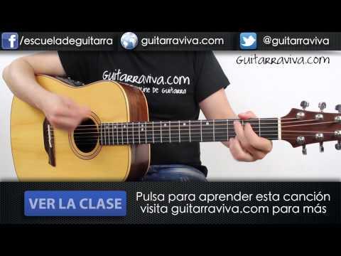 Duncan Dhu - En Algún Lugar - Tutorial en guitarra demostración