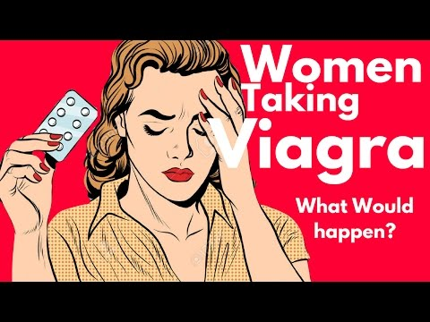 Can Women Take Viagra?