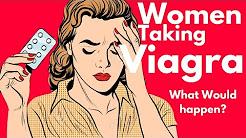 Les femmes peuvent-elles prendre du Viagra?