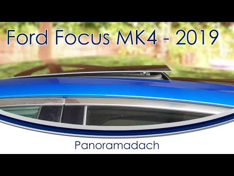 [Ford Focus 2018/2019 MK4] #43 Panoramadach