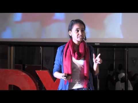 Reem Khaleel at TEDxYouth@Khartoum