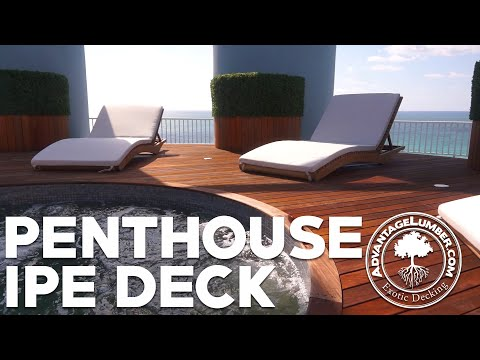 Breathtaking Penthouse Ipe Deck atop Ocean Drive in Miami, FL