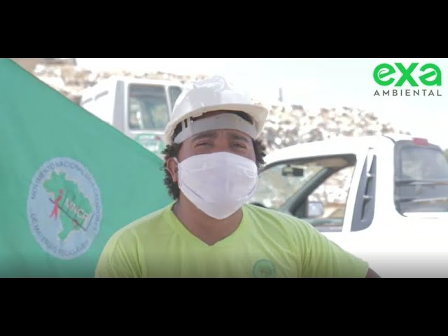 Rede Recicla Bahia firma parceria entre Exa Ambiental e prefeitura de Itiúba.