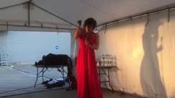Miss Divet Prisma Viikin kattobileissä 23.5.2015.
