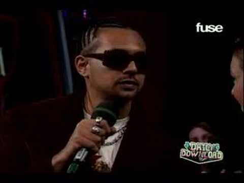 Sean Paul interview - YouTube