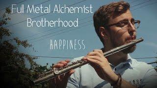 Full Metal Alchemist - Requiem for the Brigadier General Cover