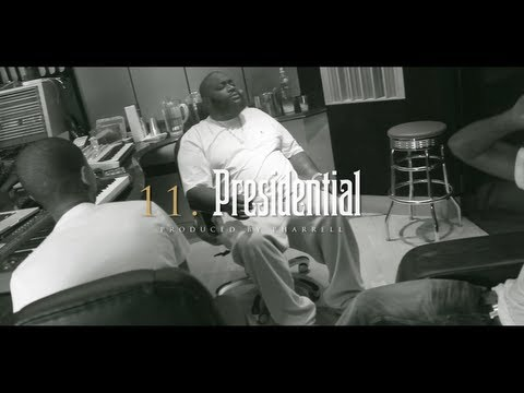 """Behind God Forgives, I Don't: Rick Ross """"Presidential"""" Produced by Pharrell"""