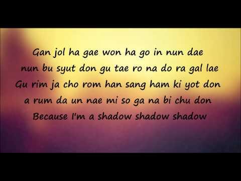 Beast-Shadow (easy lyrics)