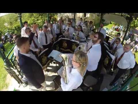 Hootenanny - Wakefield Metropolitan Brass Band