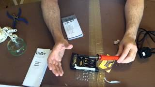 Review - Weller Wood Burning and Hobbyist Kit