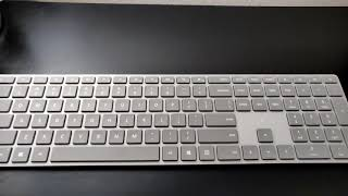 Microsoft Surface Keyboard Review