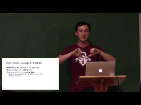 Intro to Hardware Security -- Nate Graff