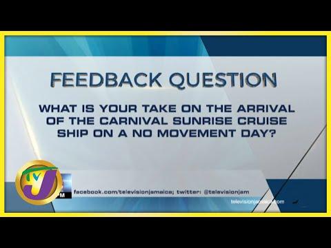 Feedback Question | TVJ News - Sept 13 2021