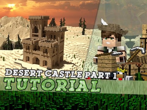 Minecraft: How To Build A Castle Tutorial | Barracks ...