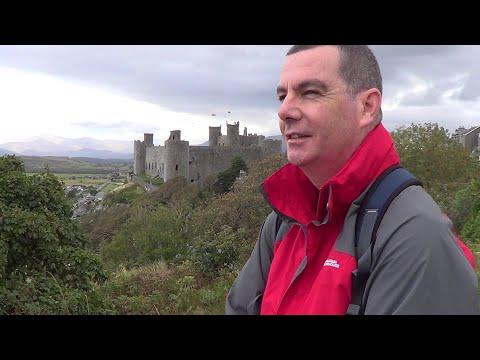 The Solitary Rambler 51: High Rock of Harlech