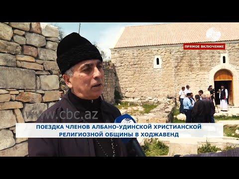 Празднование Пасхи в освобожденном от армянской оккупации селе Туг