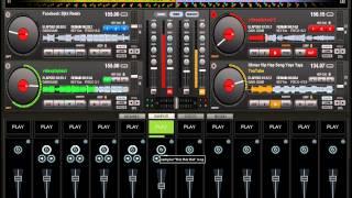 Nang Abk - YoyoYaya Test Remix With Virtual DJ