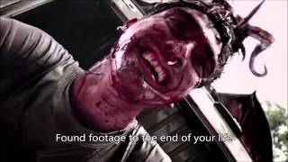 The Death Set - 6 Different Ways To Die Lyric Video (V/H/S/2 end credits song)