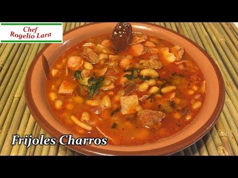 Frijoles Charros , Deliciosa Receta!