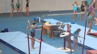 Спортивная гимнастика брусья