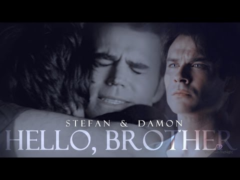 Vampire Diaries 8x16 Finale Damon Compels Stefan To Leave The