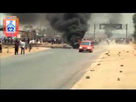 MUVI TV   LUSAKA WEST RIOT