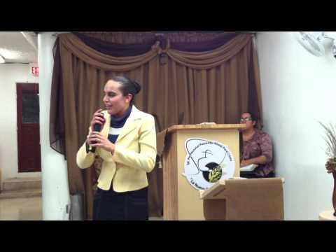 Evang. Nanichy Rivera SON ENEMIGOS DE LA CRUZ