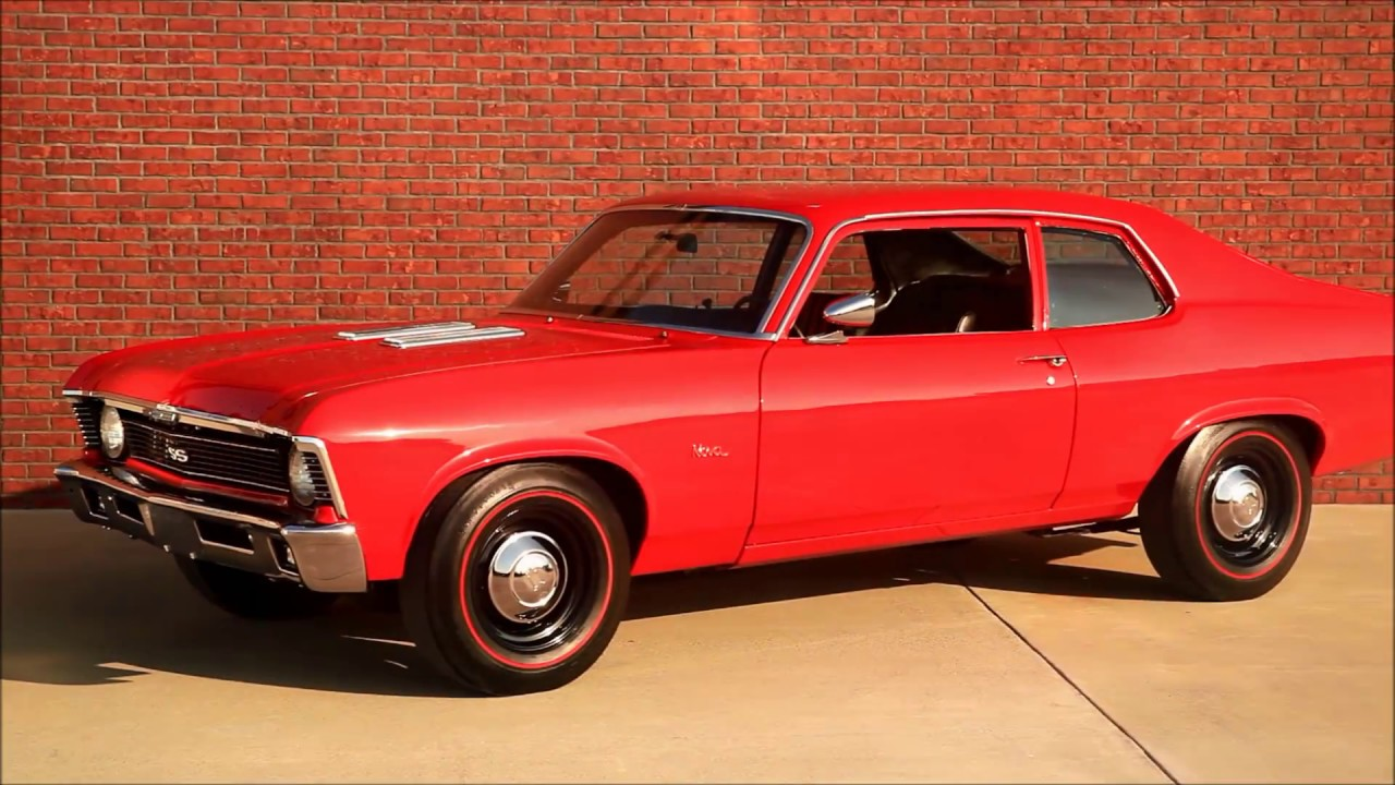 Chevrolet Nova Hot Rod Muscle Car Pro Touring Restomod For